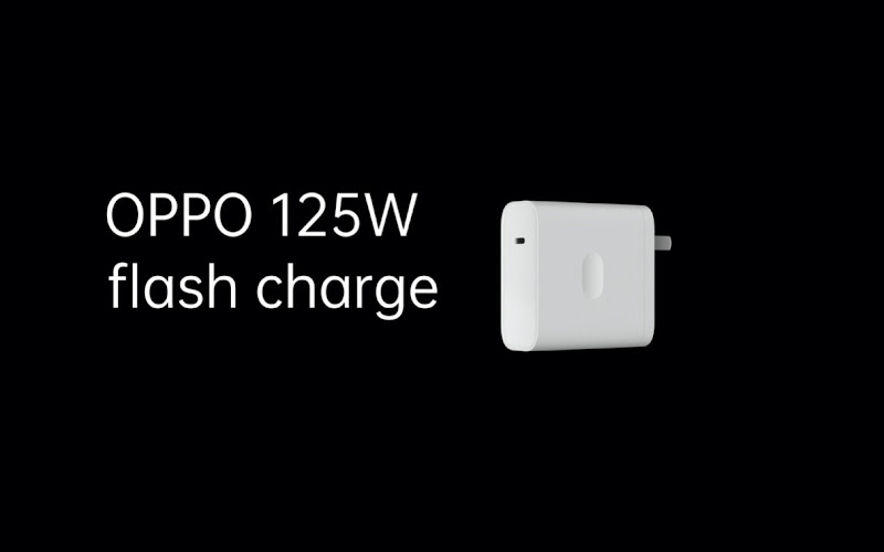 Chargeur Flash Charge de 125W