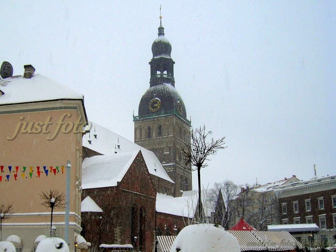 Достопримечательности Риги - Домский Собор