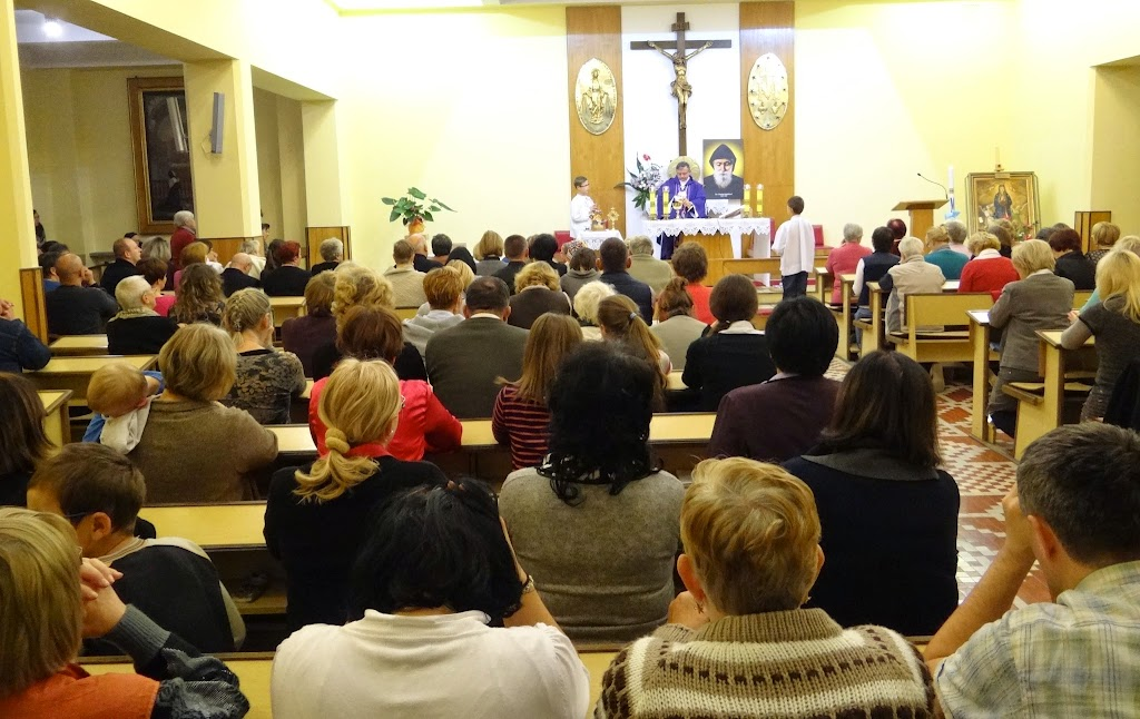 Częstochowa 2014 - rekolekcje Domów Modlitwy - DSC08870.JPG