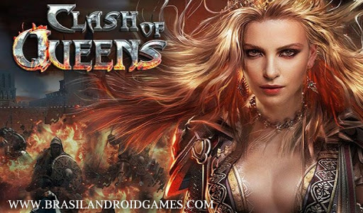 Download Clash of Queens: Dragons Rise v2.1.13 APK Full - Jogos Android