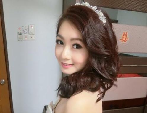 Bridal makeup artist Malaysia. SHARON DE'BEAUTY