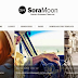 Sora Moon Awesome Blogger Template