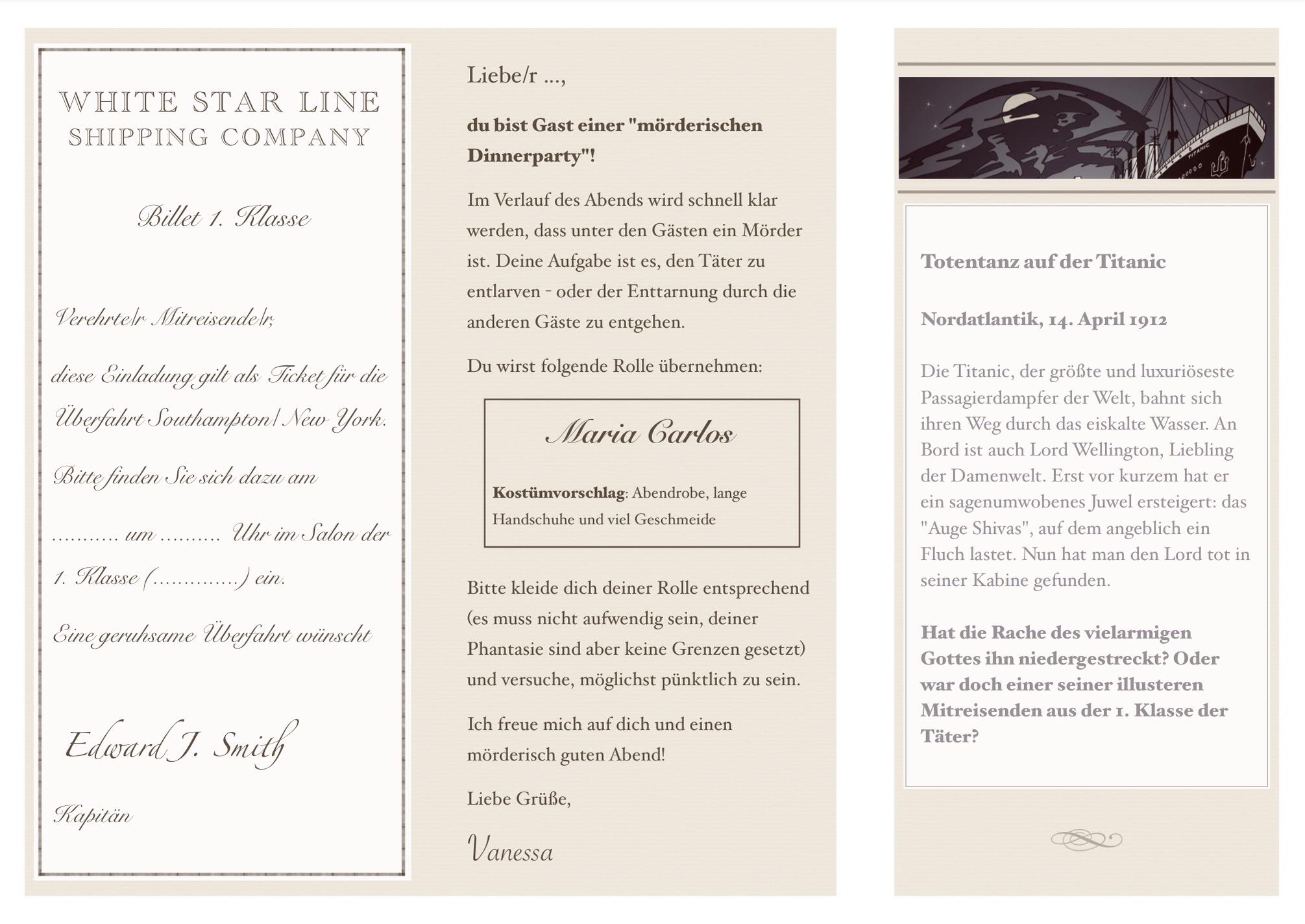 Wunderbar Dinner Party Einladung Vorlagen Galerie - Beispiel ...