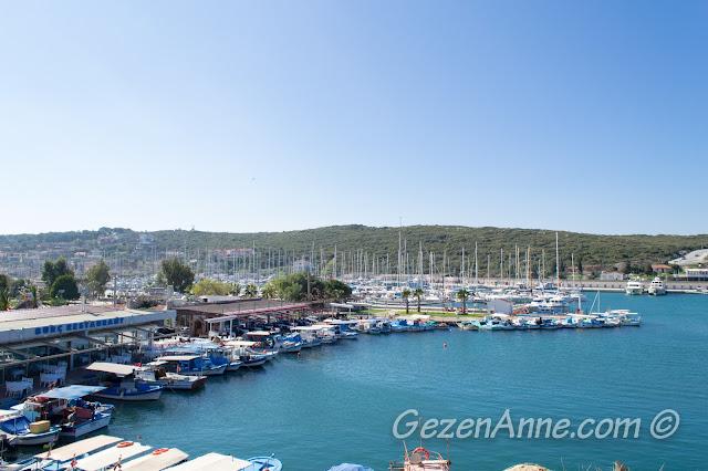 Sığacık limanı, Seferihisar