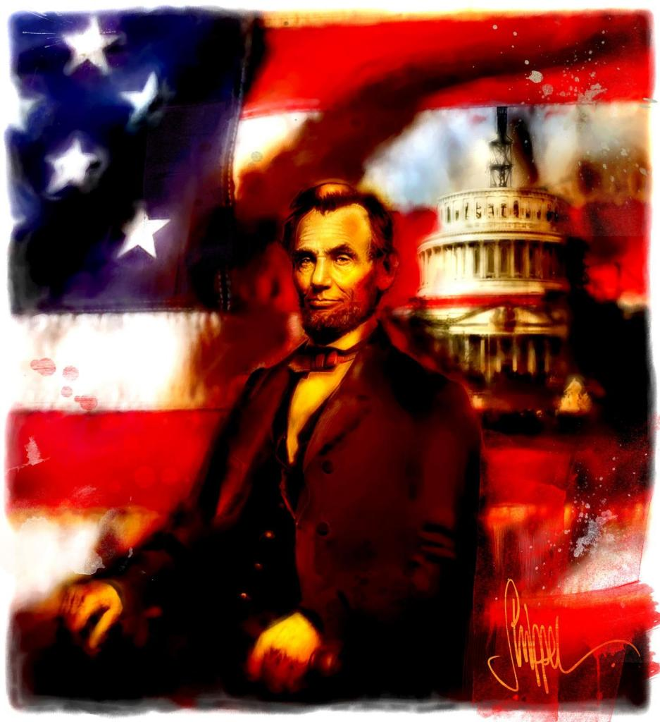 president abraham lincoln s thoughts on his Abraham lincoln is considered by many to be america's greatest president sadly, his vision of how to reunite the north and south after the civil war was not given a.