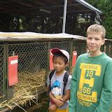 Výstava drobného zvířectva 2015