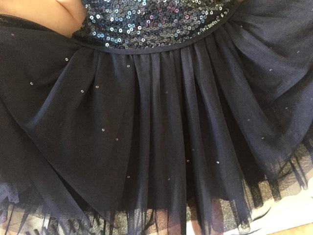 little-dickins-jones-sequin-dress-mesh-skirt