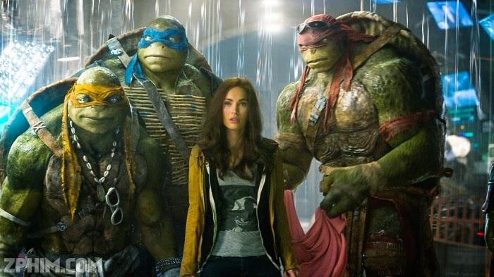 Ảnh trong phim Ninja Rùa - Teenage Mutant Ninja Turtles 2