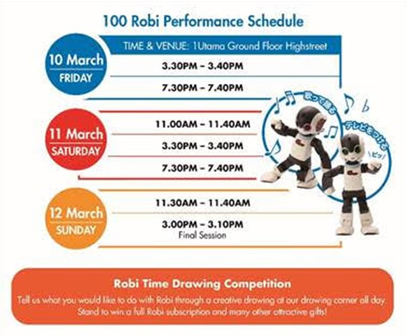 ROBI, AN INTERACTIVE TRILINGUAL ROBOTIC COMPANION IS COMING TO MALAYSIA 2