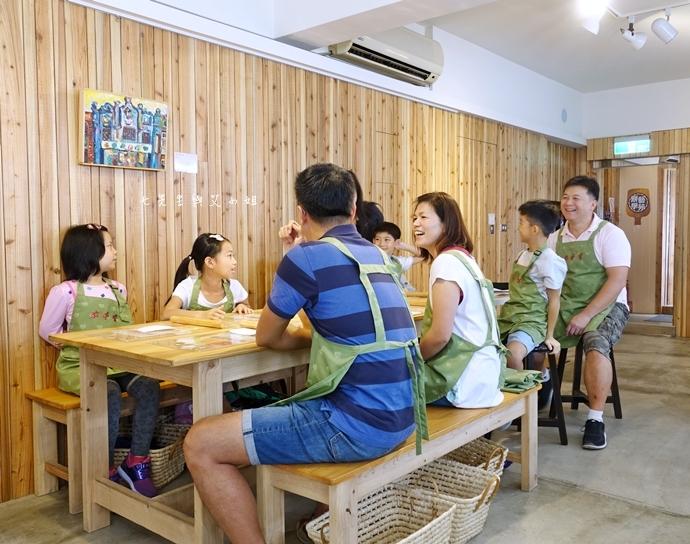 21 李亭香 平西餅 手做課程體驗 餅藝學院