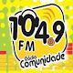 Download Radio comunidade 104.9 VRB For PC Windows and Mac