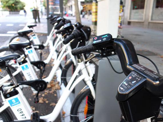 Sistemas de transporte para no tener que usar el coche propio en Madrid