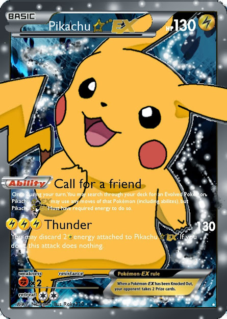 Shadow Pikachu Pokemon Card Shadow Pikachu Pokemon Card  Mega Pikachu Pokemon  Card Ex Apps Directories