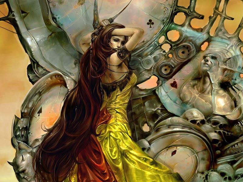 Little Fiction Woman, Fiction 3