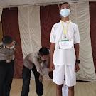 Putra SAD Asal Bungo Lolos Jadi Polisi