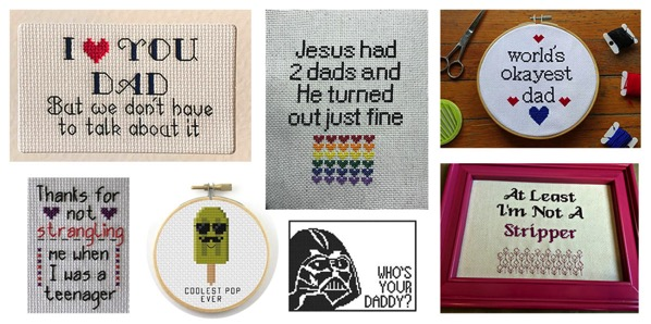 Funny and hilarious cross stitch patterns for dad.jpg