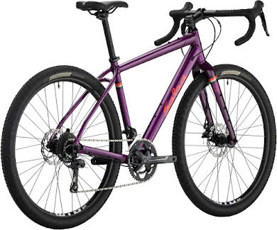 Salsa MY19 Journeyman Sora 650 Bike - Purple alternate image 1