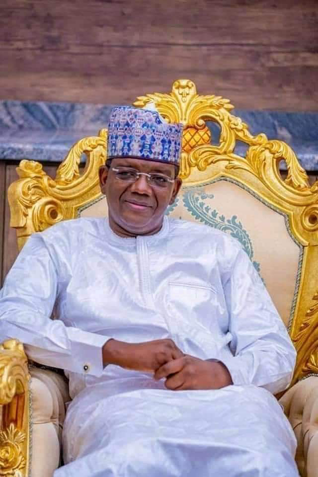 EID EL-FITR CELEBRATIONS: GOVERNOR MATAWALLE DISTRIBUTES  PALLIATIVE TO LESS PRIVILEDGED, VULNERABLES IN GUSAU ~OMONAIJABLOG