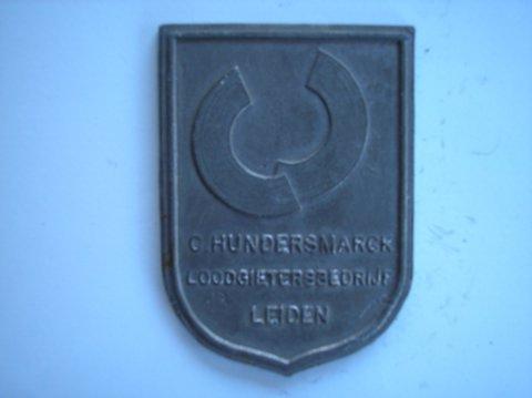 Naam: C. HundersmarckPlaats: LeidenJaartal: 2000