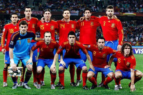 'In 2010, Barcelona received the world Cup, no longer Spain' - Eric Cantona