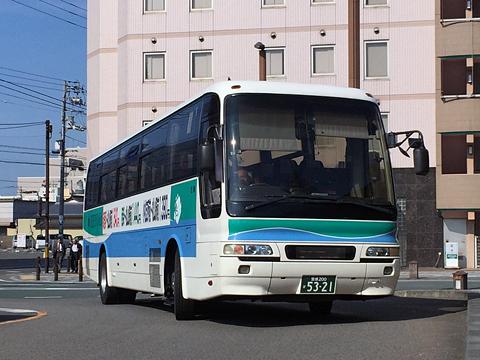 瀬戸内運輸「特急新居浜松山線」 5321
