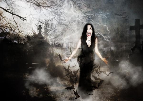 Vampire Collage, Vampire Girls 1