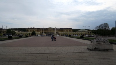 Schonbrunn in Daylight