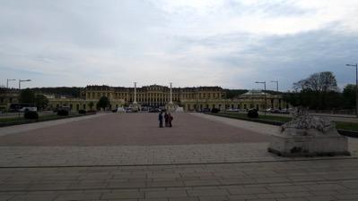 Schonbrunn in Daylight