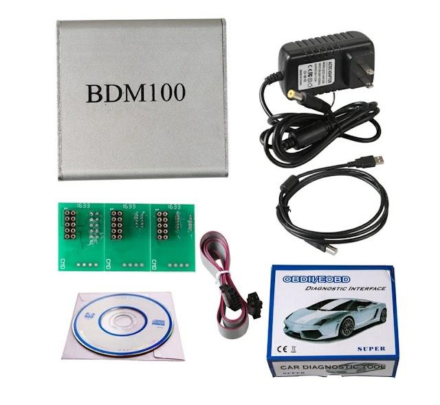 BDM100 V1255 Professional ECU