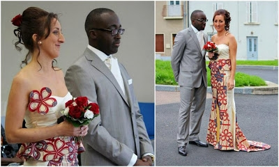 ... Styles For Weddings 2016 Because African Bells Dresses Are Added Bright  Again The Added Western White Blush And To Add Little Added Allure African  ...