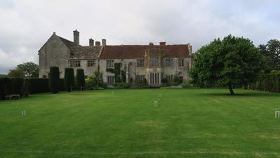 Garden Croquet