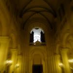 Nuit Blanche Paris 2013 : Jean-Luc Guionnet - pencher ou tâche de fond, 2013 (Église Notre-Dame de la Croix)