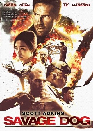 Chiến Binh Huyền Thoại - Savage Dog (2017)