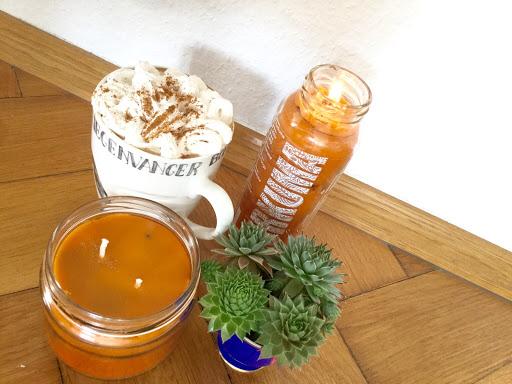 fashion loves d i y rezept pumpkin spice latte. Black Bedroom Furniture Sets. Home Design Ideas