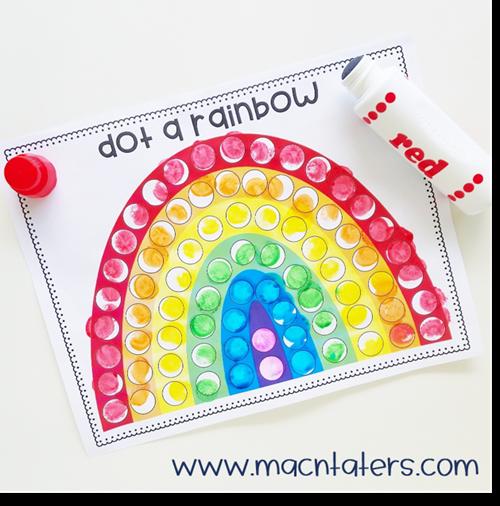 Dot A Rainbow