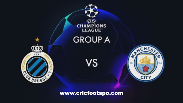 How Man City should line up vs Club Brugge in the Champions League