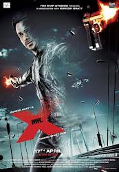Mr X - Điệp viên tàng hình