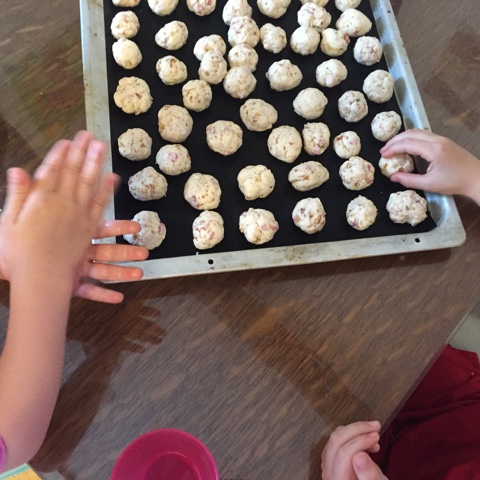 Kinder backen