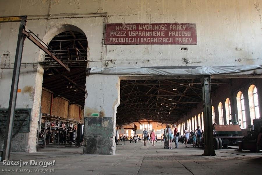 Walcownia Cynku w Katowicach Szopienicach
