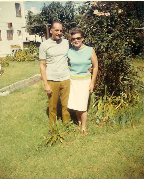 Robert and Virginia Boekman