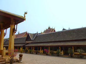 Photo: Wat Sisaket is the oldest building and monastery in Vientiane.  Built in 1818, it is the only monastery not destroyed by the Thais when they sacked the town in 1827.