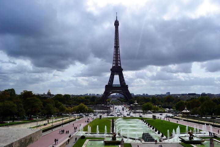 Экскурсия в Париж