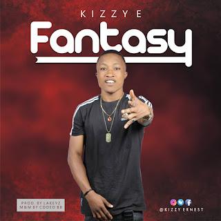 "New Song: Kizzy E - ""Fantasy"" [Prod Lakeyz]"