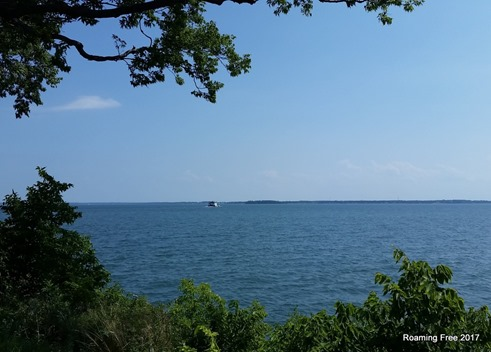 Looking back at Marblehead