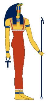 Meretseger, Gods And Goddesses 3