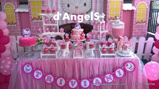 Dessert Table dAngelS