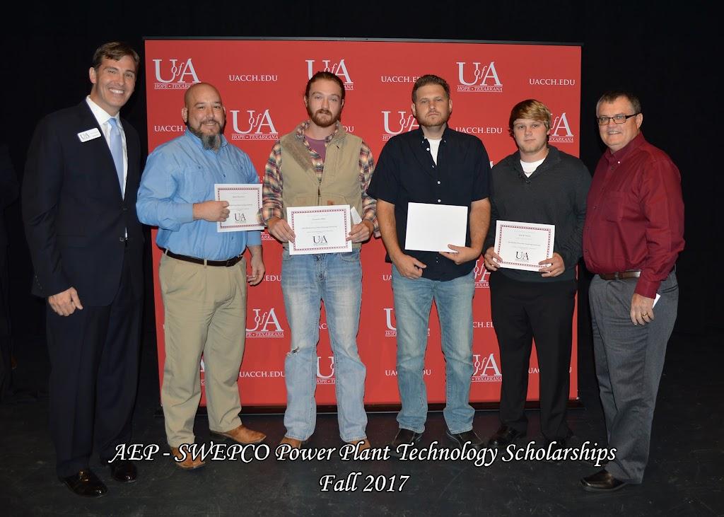 Fall 2017 Foundation Scholarship Ceremony - AEP-SWEPCO%2BPower%2BPlant%2BTechnology.jpg