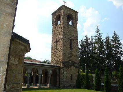 Сербские монастыри
