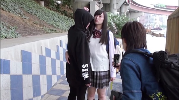 X21 - Kagami no Naka Making Of.mkv - 00010