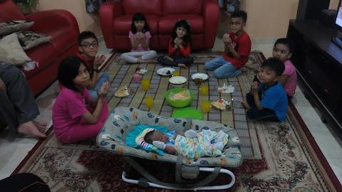 Kisah Ramadhan ke7
